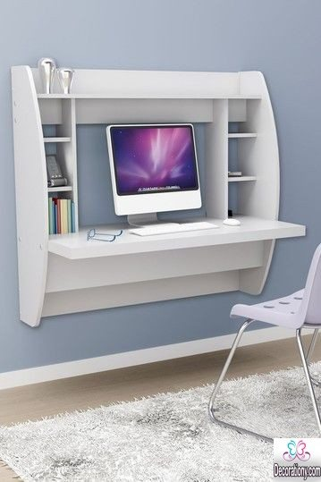 contemporary desk design