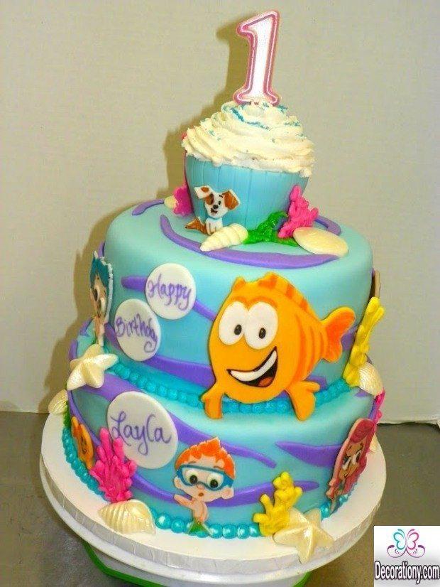 cool first birthday cakes ideas