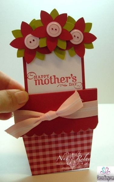 diy cards for mother