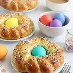 easter bread decorating ideas