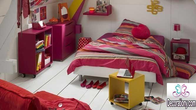 feminine room decor