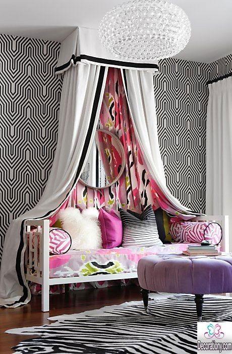 feminine teenage rirls room