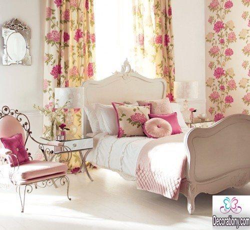 feninine room decor