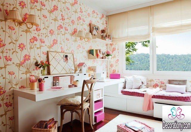 floral room decor ideas