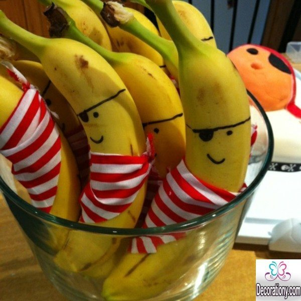 Top 15 Pretty Fruit Decoration Ideas For Your Kids Y