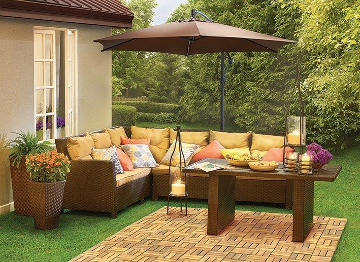 Modern Furniture Sets for Outdoor Patio