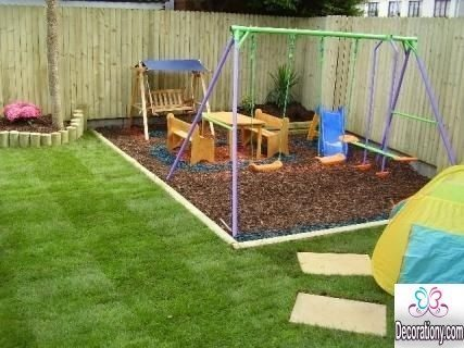 15 fun small garden ideas for kids decorationy for Garden designs for kids