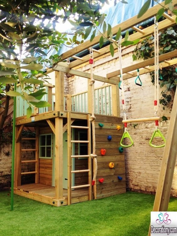 15 fun small garden ideas for kids outdoor for Garden designs for kids