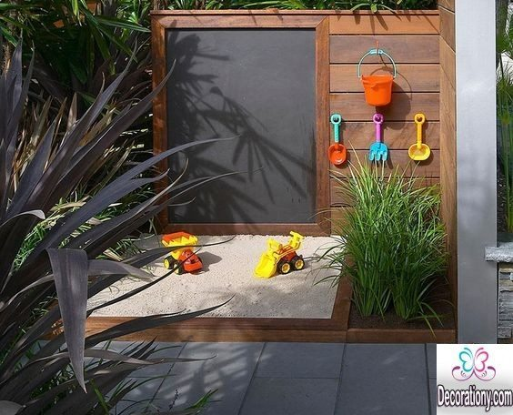 15 fun small garden ideas for kids decoration y for Garden designs for kids