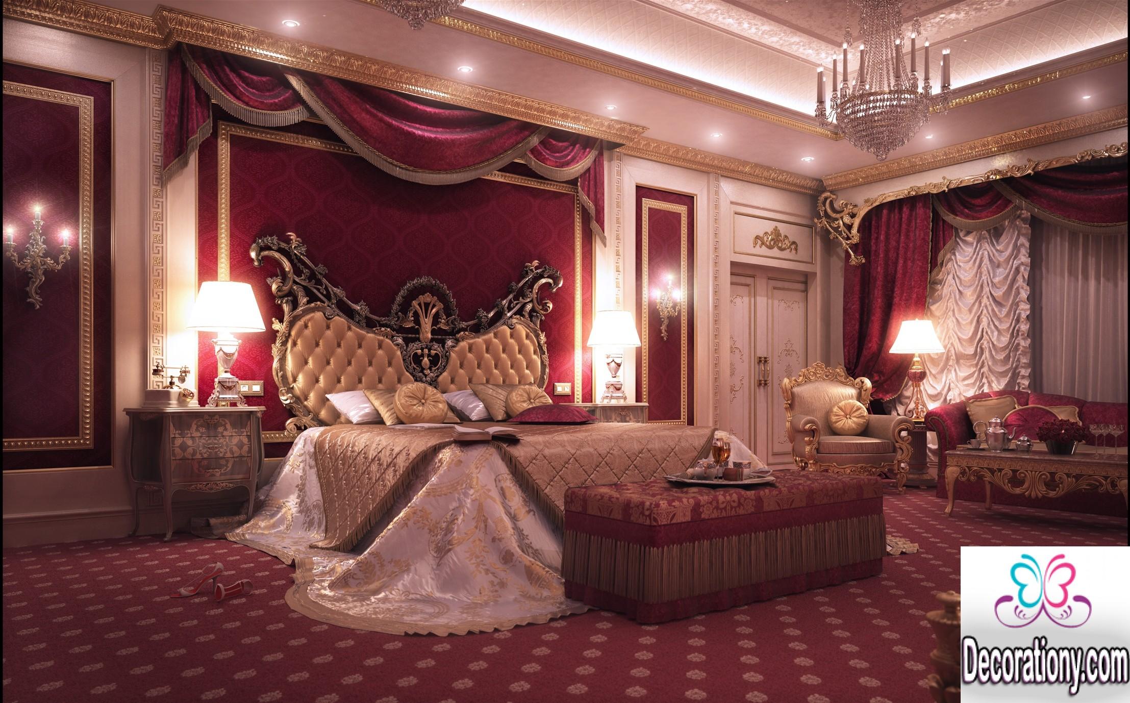 classic bedroom decoration ideas