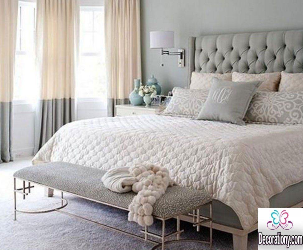 gray bedroom ideas