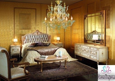 classic master bedroom for Lovers of classic style