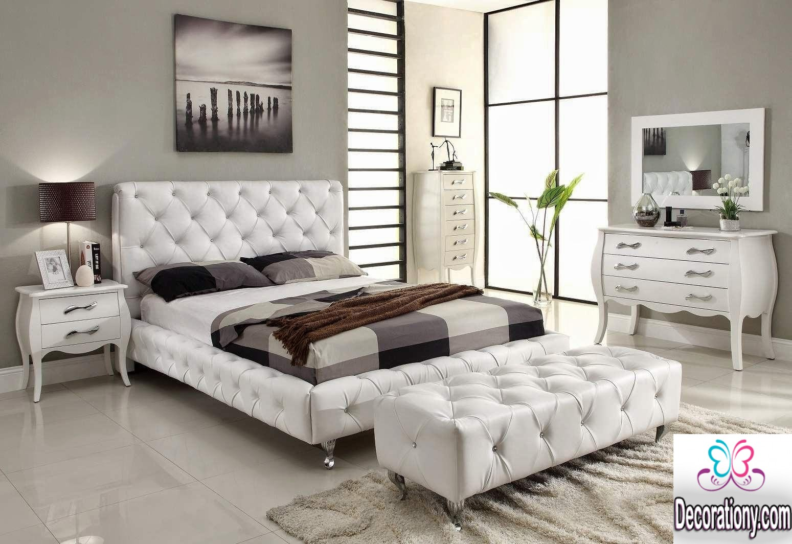 white master bedroom ideas