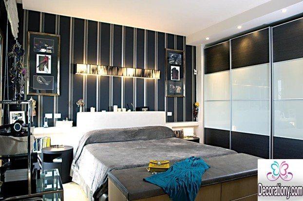 modern bedroom for teen