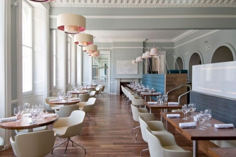 Modern Restaurant Furniture Designs