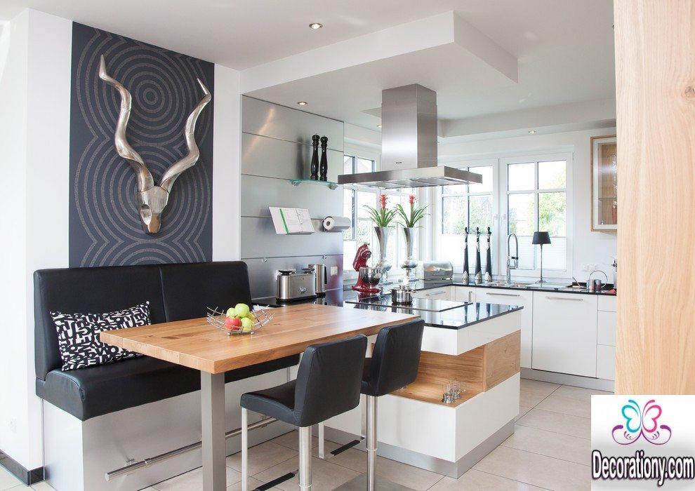 Beautiful kitchen interiors