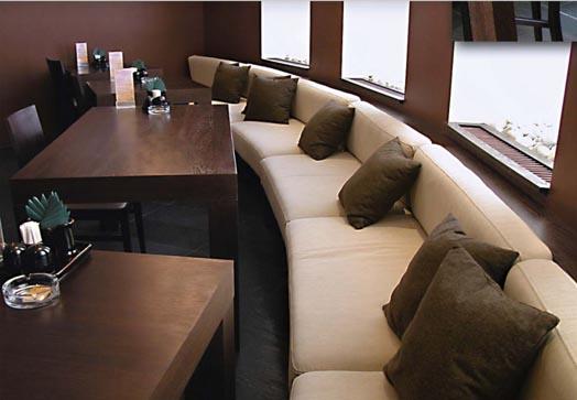 Modern Restaurant Furniture Designs 2017