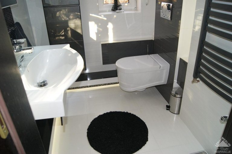 Small bathroom luxury design