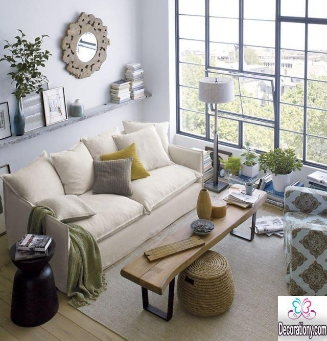 25 superb small living room ideas living room for Small sitting room ideas