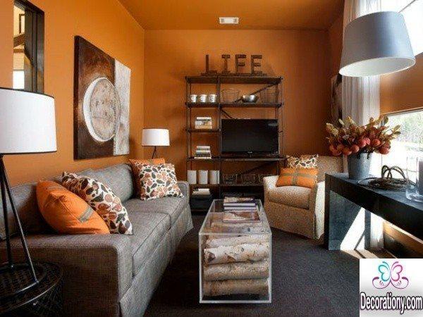 modern small livingroom