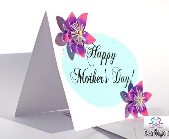 mothers day handmade cards ideas