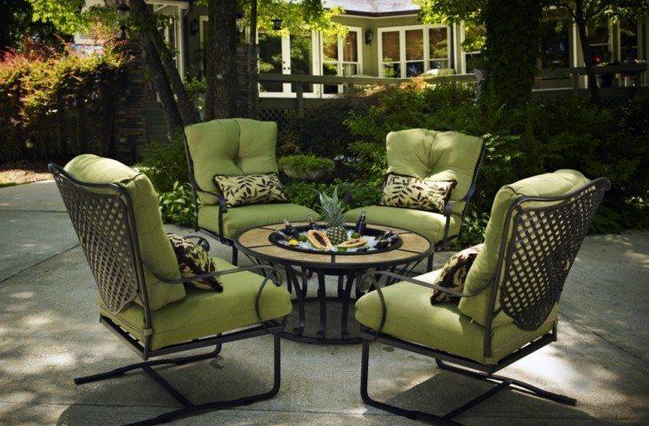 Cozy Patio Furniture Sets