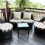 Cozy Patio Furniture Sets for Winter 2017