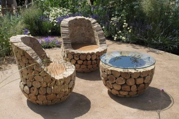 DIY Patio Furniture Sets