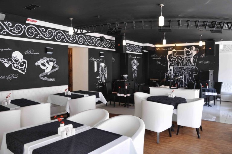 Cool Restaurant Furniture Designs