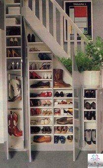 sho storage ideas