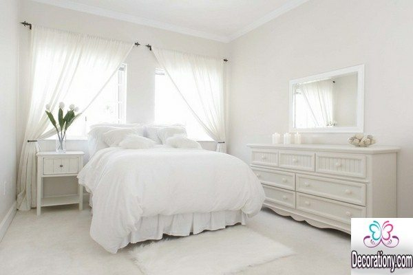 White Bedroom 15 Cozy White Bedroom Furniture Design Ideas