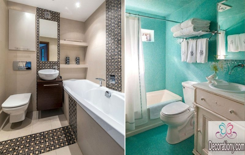 Best color for small bathroom 2017 ( photo )