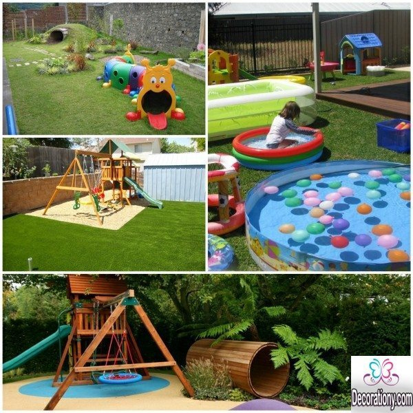 15 Fun Small Garden Ideas For Kids Decoration Y
