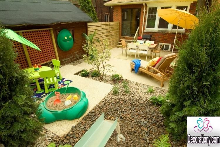 small garden decorating ideas