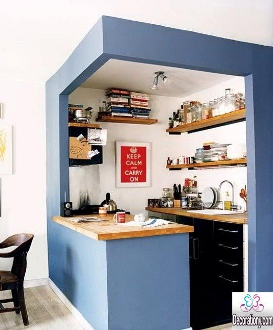 small kitchen design 2016