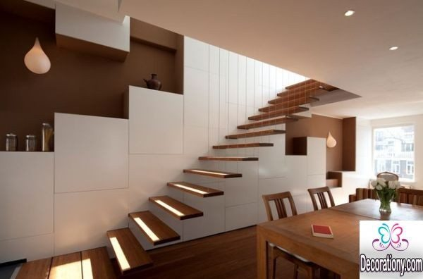 stylish stairs architecture