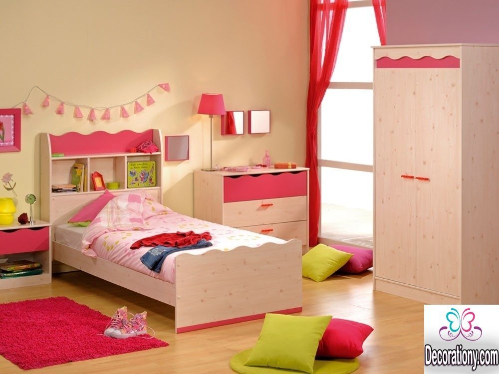 35 gorgeous teen girl room ideas 2016 decoration y for Girl bedroom ideas pictures