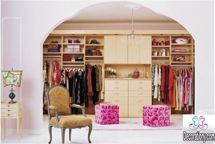 the closet 1