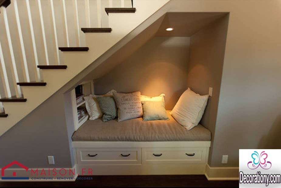 under stairs solutions ideas