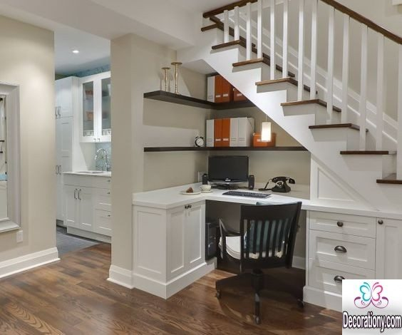 under stairs solutions