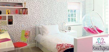 unique bedroom for teen girls