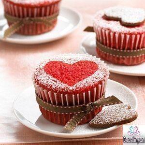 valentine velvet cupcakes ideas