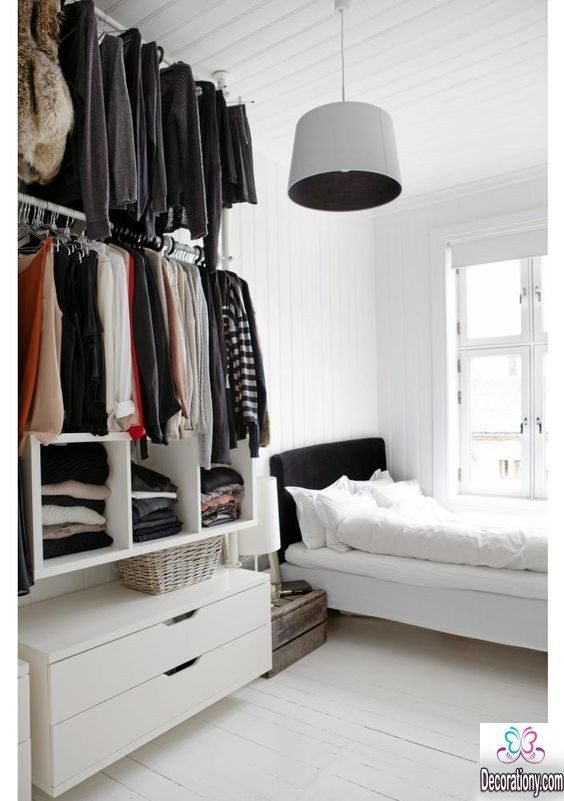 Best small bedroom ideas and smart storage units bedroom Small room storage ideas ikea