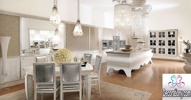 Luxury Kitchens design