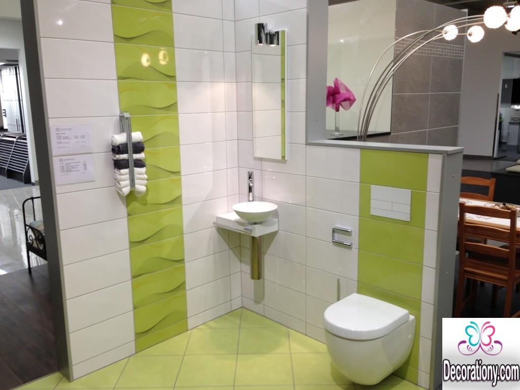 Modern bathroom tiles 2