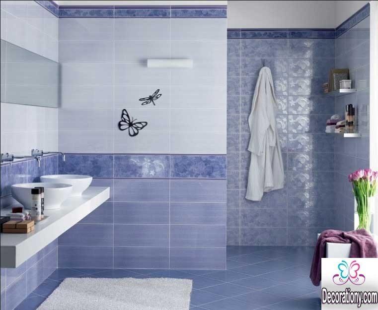 Modern bathroom tiles 3