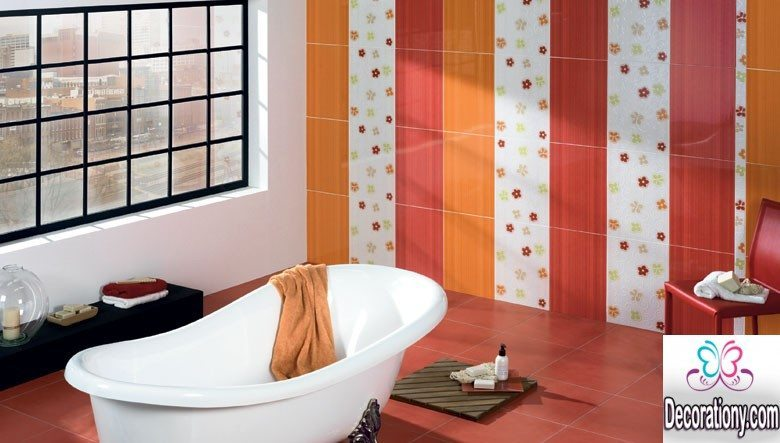 bathroom 2018 wall tiles