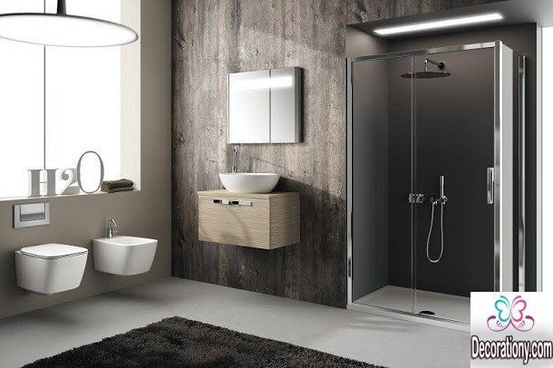 Best 15 modern bathroom design trends 2016 bathroom for Bathroom styles 2016