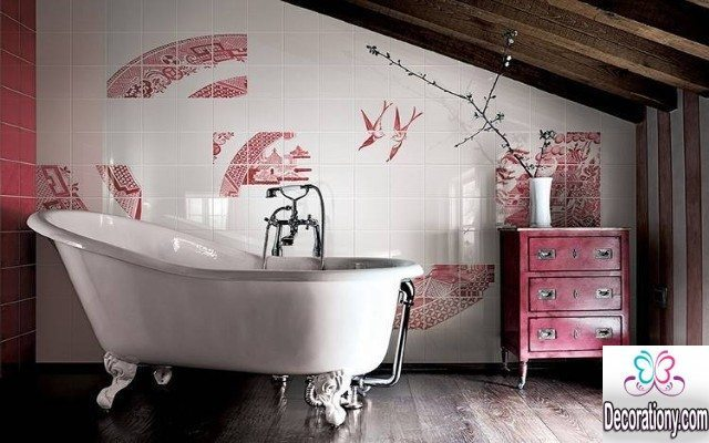 bathroom wall ideas