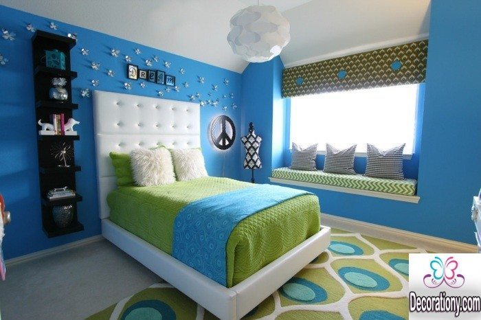 blue bedrooms for guys